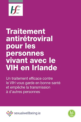 ART for people living with HIV in France