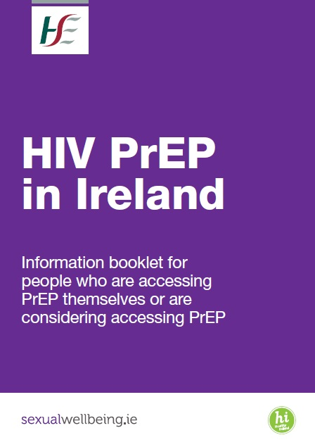 HIV PrEP in ireland